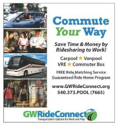 GW Ride Connect